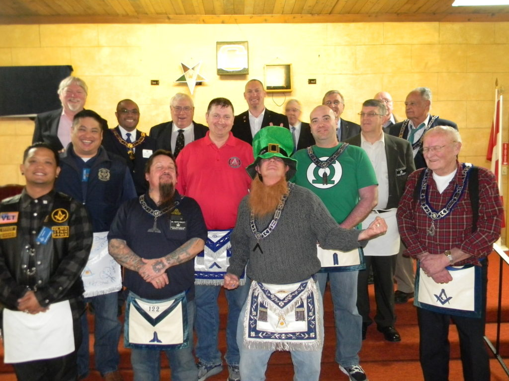 Stated Meeting Mar 17, 2015